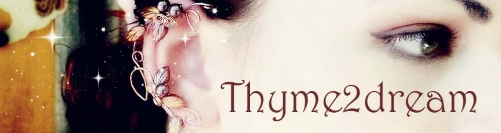 Thyme2dream ~ Fairytale Celtic Wedding Jewelry, Ear Cuffs, Accessories