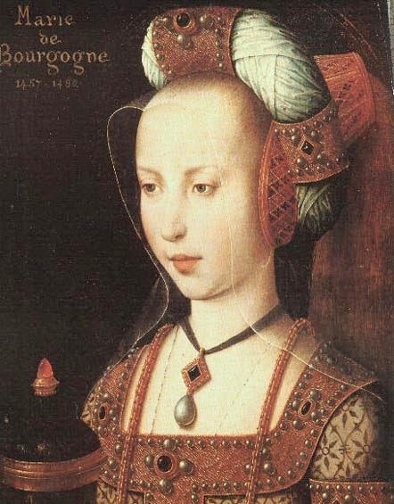 Mary of Burgundy