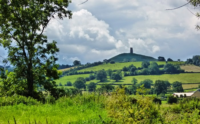 Glastonbury Tor, Isle of Avalon, Arthur, visit Somerset.