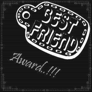 Award Best Friend