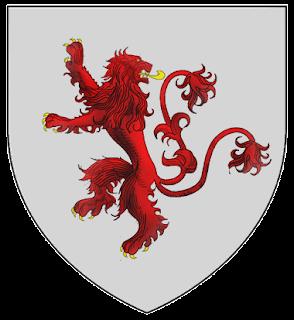 Embleba de la casa Reyne de Castamere - Juego de Tronos en los siete reinos