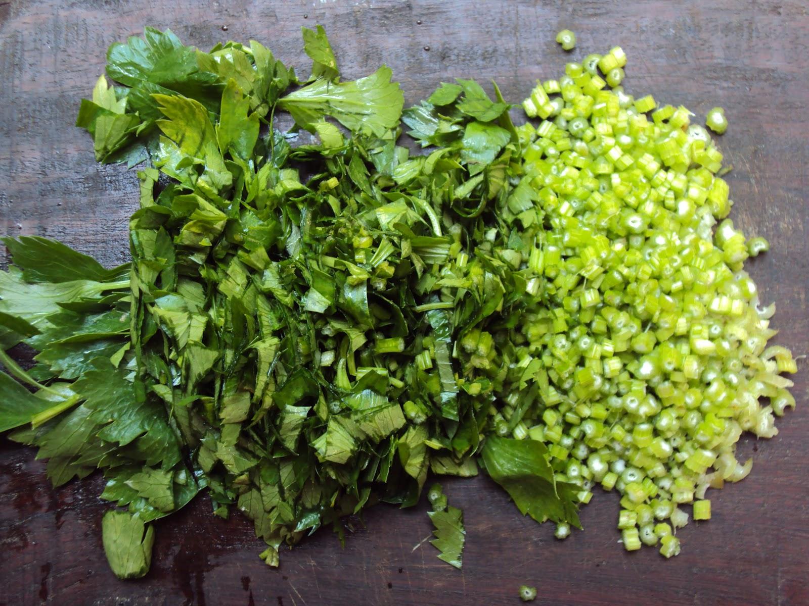 celery salad in hindi