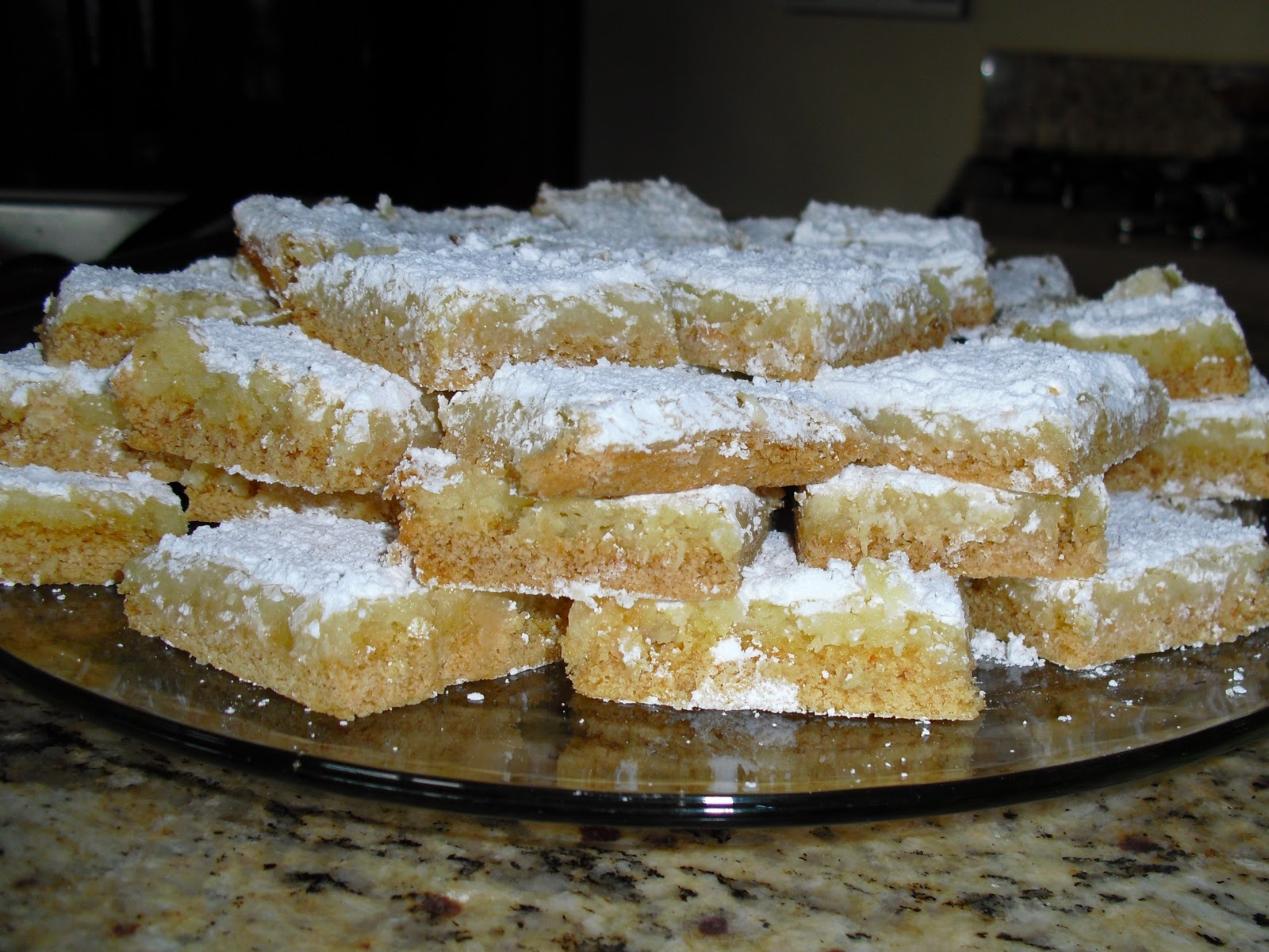 A Tale Of 2 Foodies Ambrosia Squares