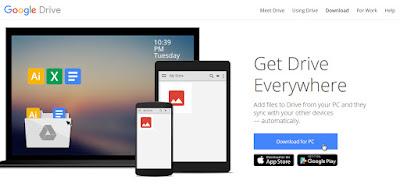 Cara Sinkronkan Google Drive Dengan Komputer