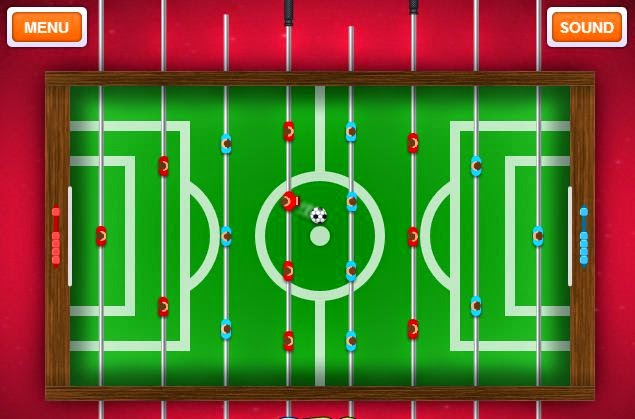 Foosball 2 Player, Foosball 2 Player game, Foosball 2 Player online game, Foosball 2 Player flash game