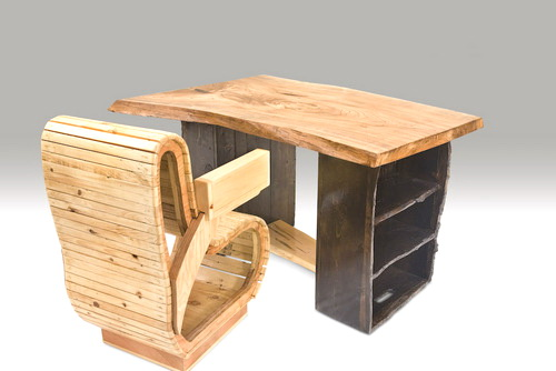 Furniture Made From Recycled Wood