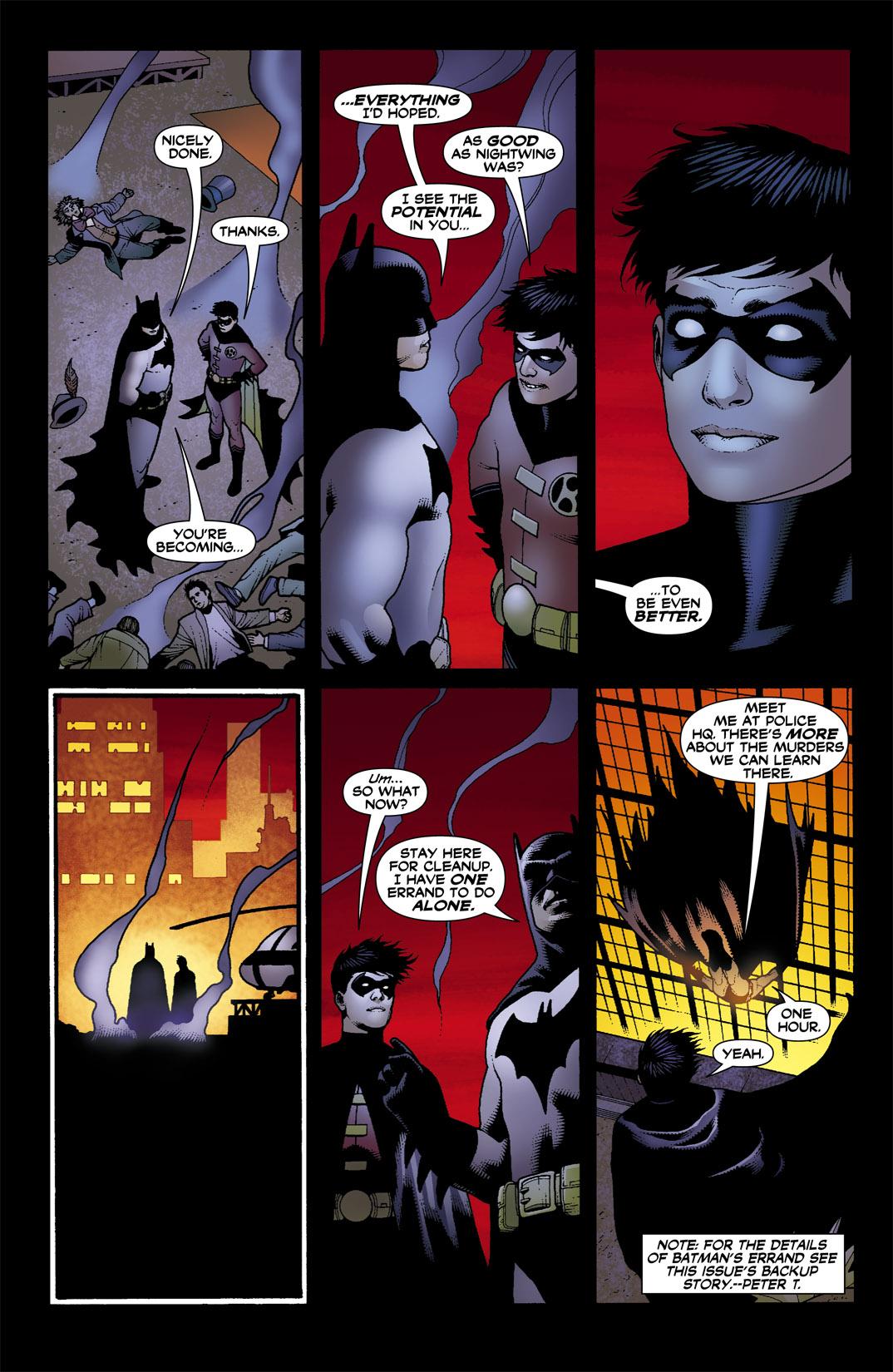 Detective Comics (1937) 818 Page 12