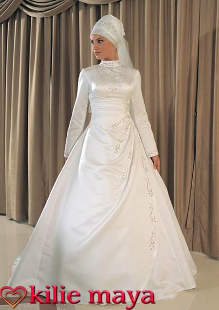 pourquoi la robe de mariée blanche? - Yabiladi.com