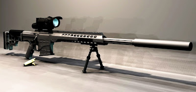 Barrett MRAD .388 Sniper Rifle. Prokimal Online Kotabumi Lampung Utara