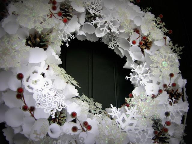 Снеговики из ниток видео