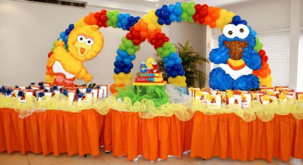 Cucaramacara tendencias en decoraci n de fiestas - Decoracion fiestas infantiles para ninos ...