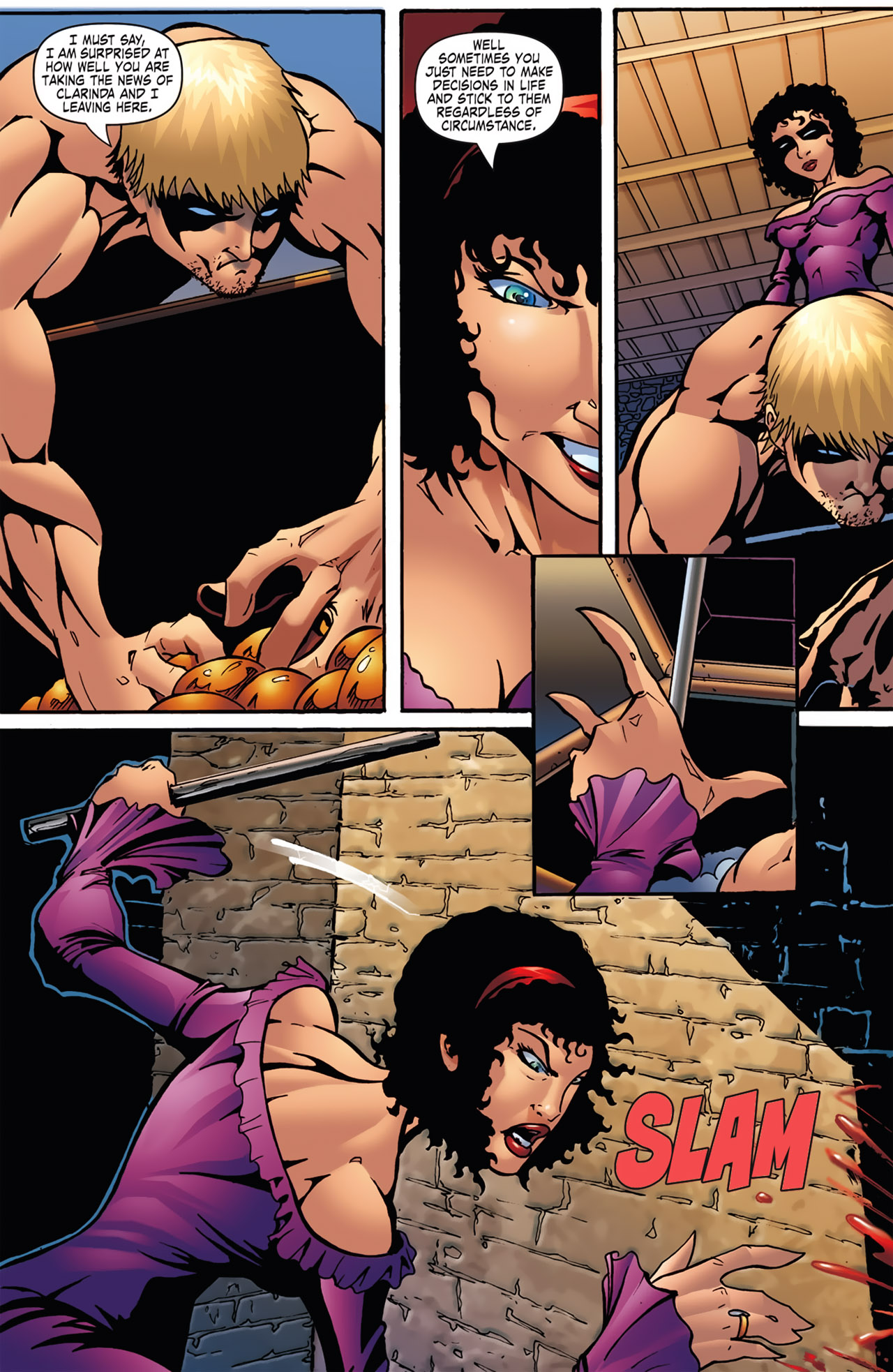 Grimm Fairy Tales (2005) Issue #17 #20 - English 15