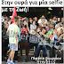 Στην ουρά για μία selfie με τη Ζωή! – Χθες στην πλατεία Γεωργίου