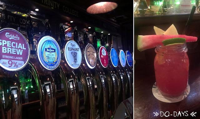 Rom Tipp Cocktail