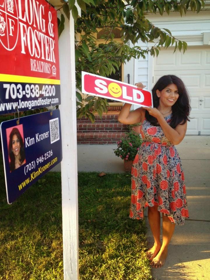The American Dream Sold Homes Kim Kroner Real Estate