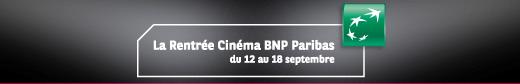 BNP Paribas: 150 000 contremarques de cinéma à 3,50 euros