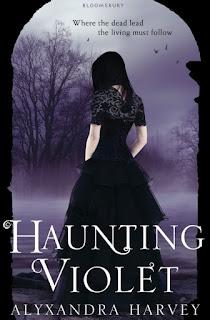 https://www.goodreads.com/book/show/8685644-haunting-violet