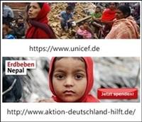 Nepal braucht Hilfe