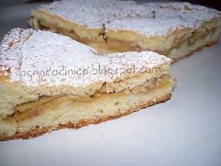 Torta di Mele e Yogurt Anna Moroni