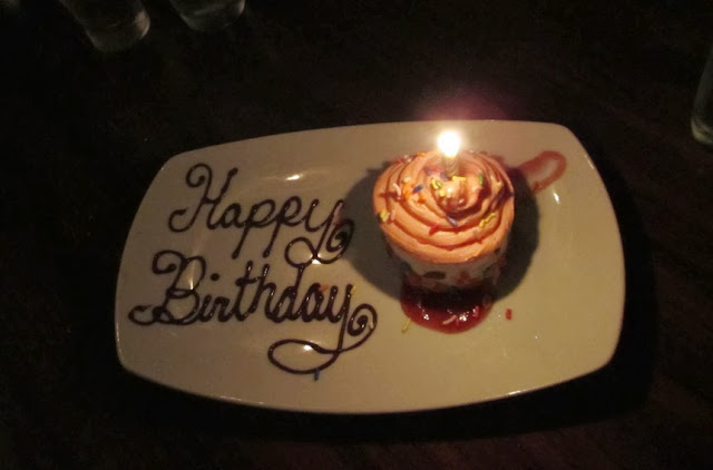 Cupcake - Birthday at Stk Atlanta - Magnum Mondays - The City Dweller
