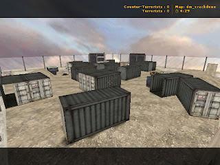 Point Blank Map - Dm_Crackdown - Higher FPS Optimized