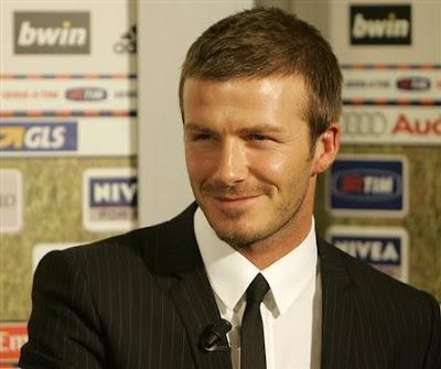 David Beckham - Pesepakbola dan Artis