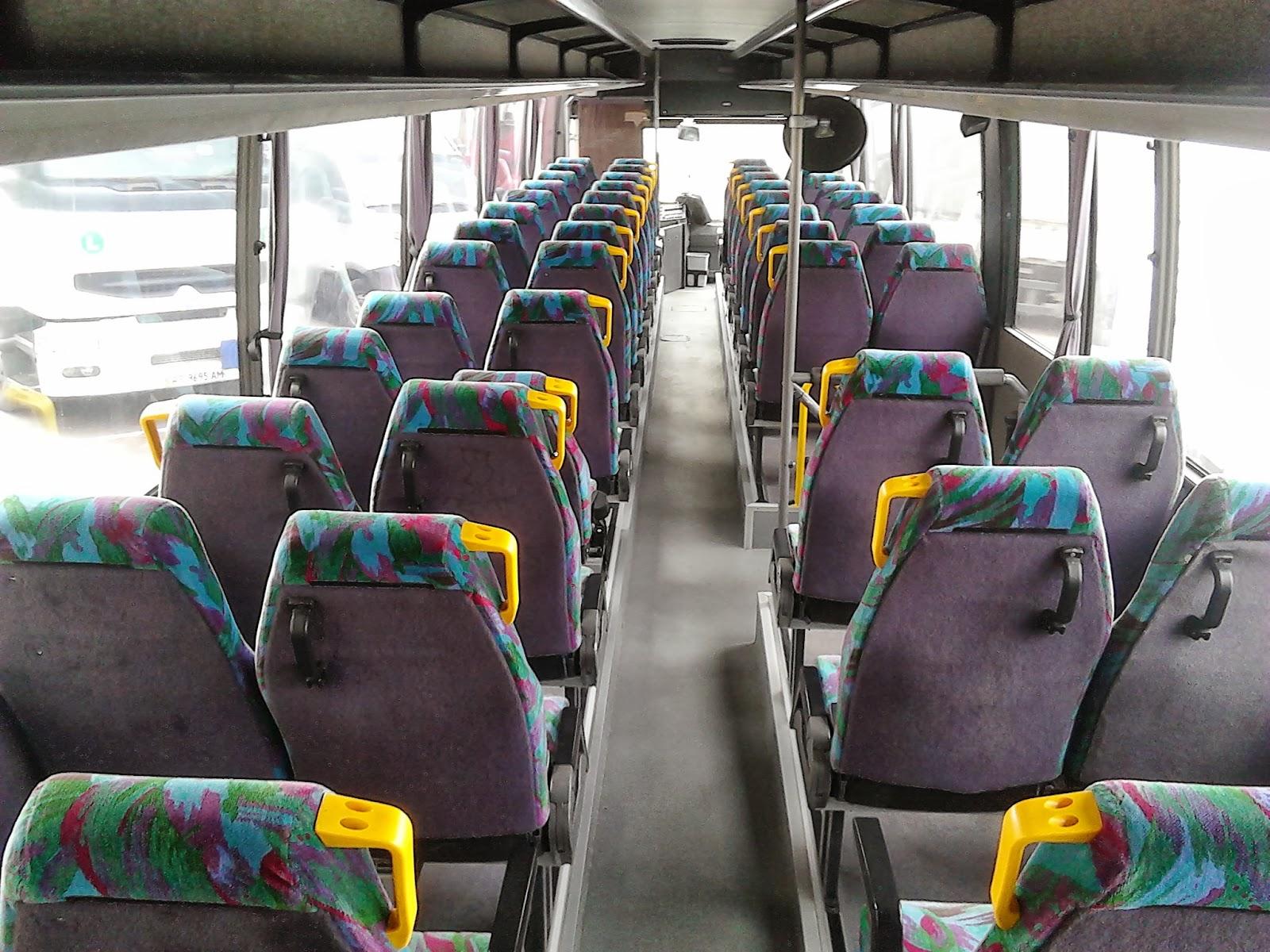 Автобус вольво 30 схема