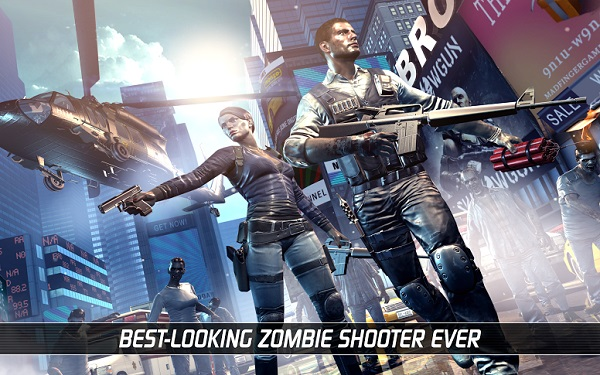 MADFINGER Games launches UNKILLED for Android and iOS