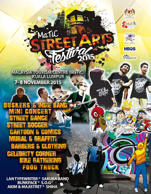 MATIC STREET ARTS FESTIVAL 2015