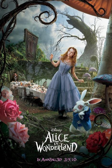 Alicia en el País de las Maravillas (2010) [Latino] pelicula hd online