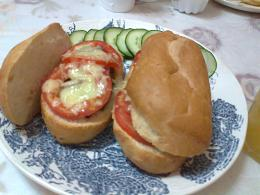 рецепт сандвича