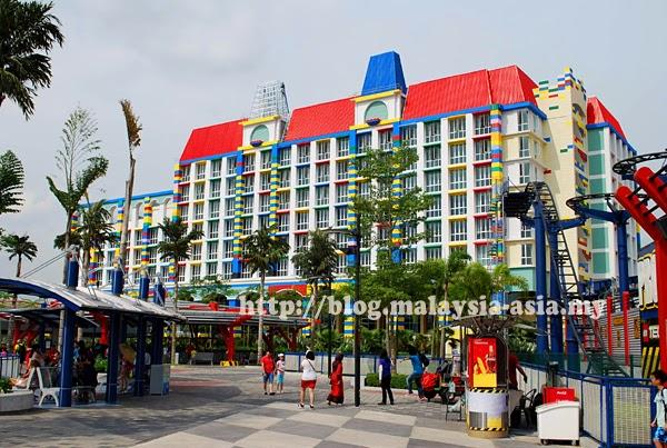 Legoland Hotel in Johor
