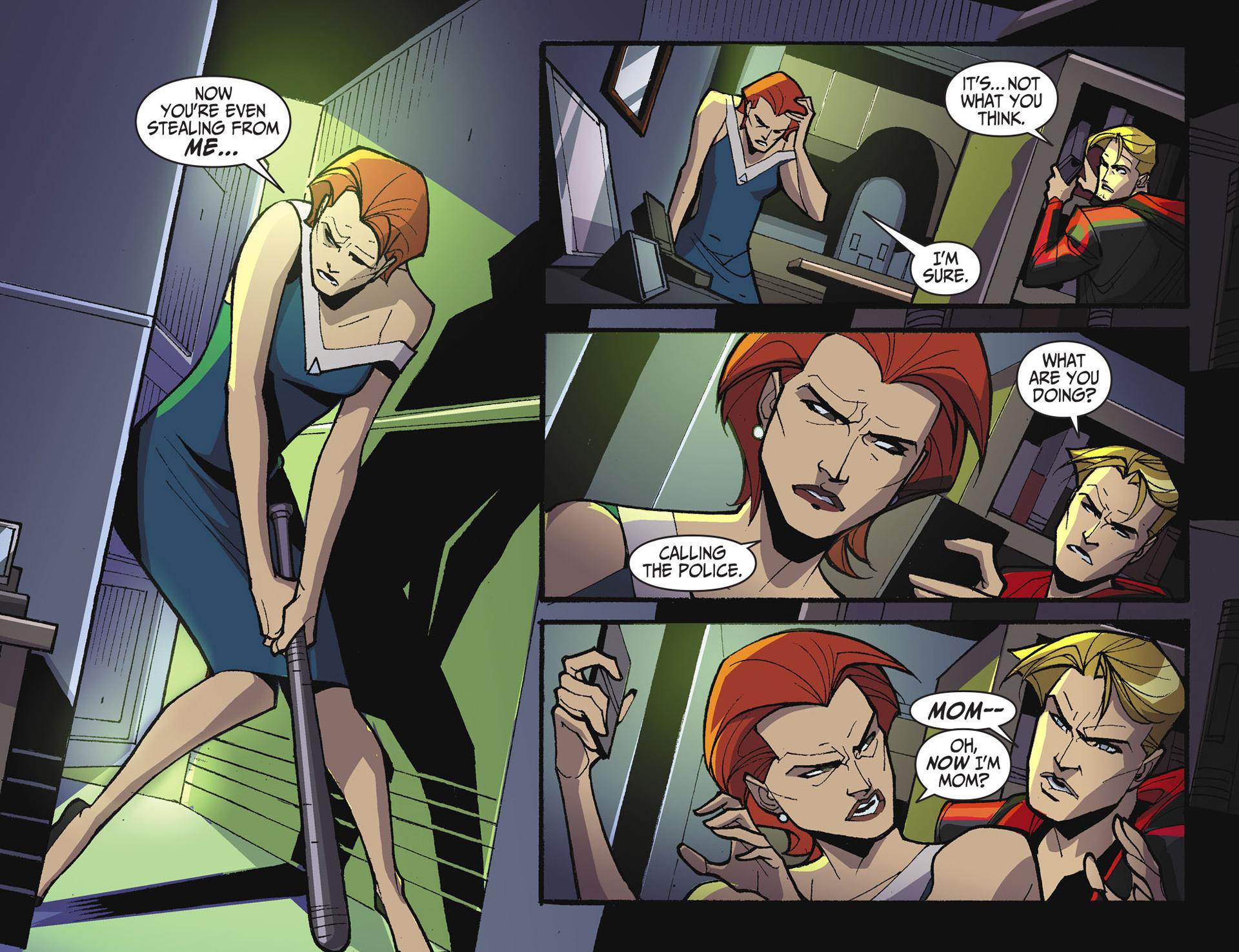 Batman Beyond 2.0 #17 #24 - English 15