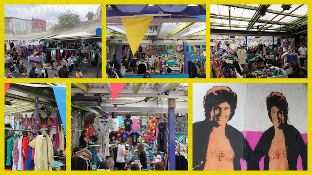 The Flea Market at the Bernard Shaw Pub in Dublin featuring David Hasselhoff