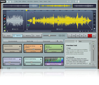 view MAGIX Audio Cleaning Lab MX 18