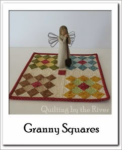 Granny Squares Free Tutorial at Freemotion by the River