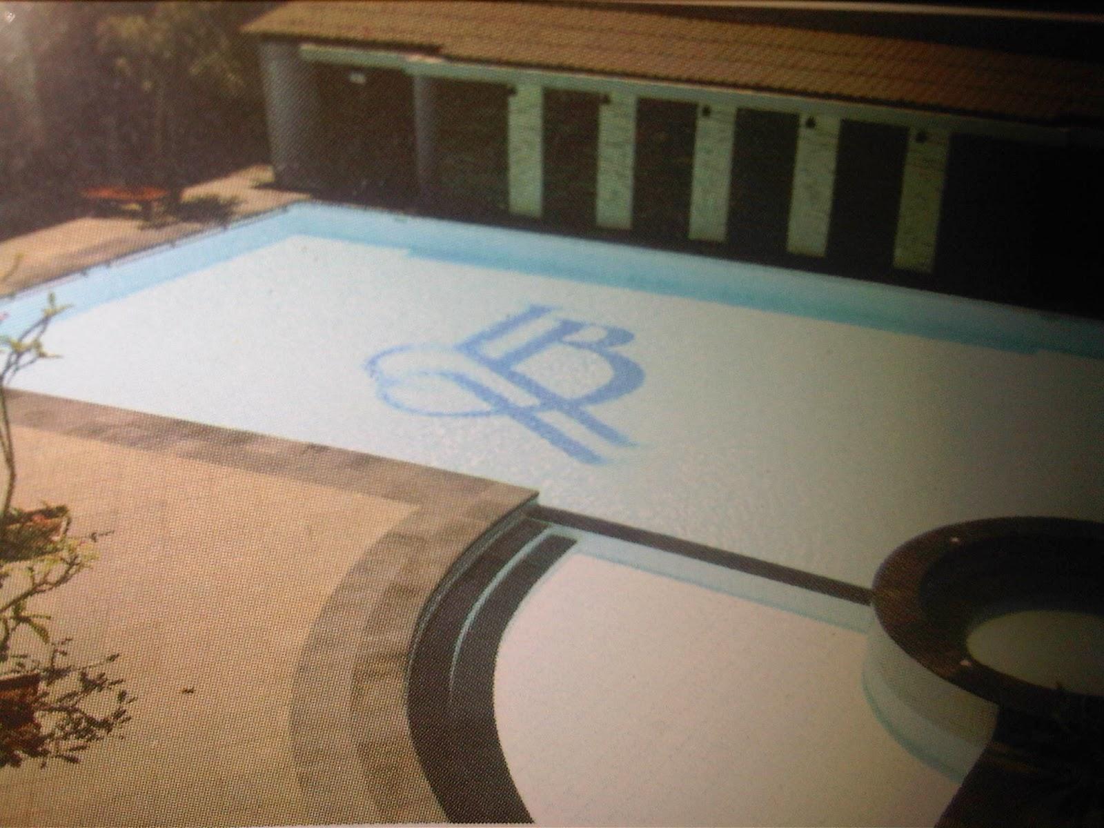 Hotel Laut Biru-kolam renang