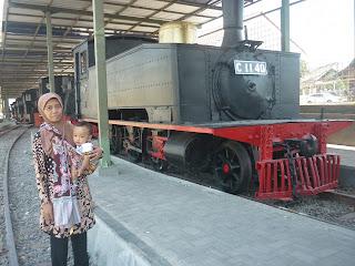 Wisata Museum Kereta Api Ambarawa