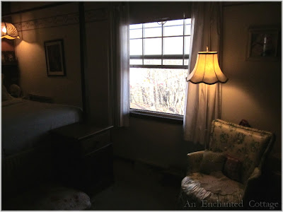 open bedroom window