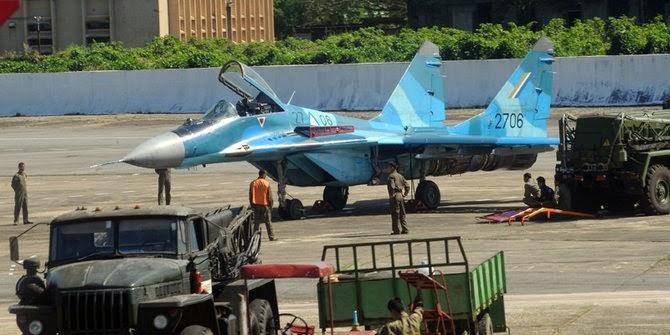 Sekuat apa Angkatan Udara Myanmar berani serang wilayah China