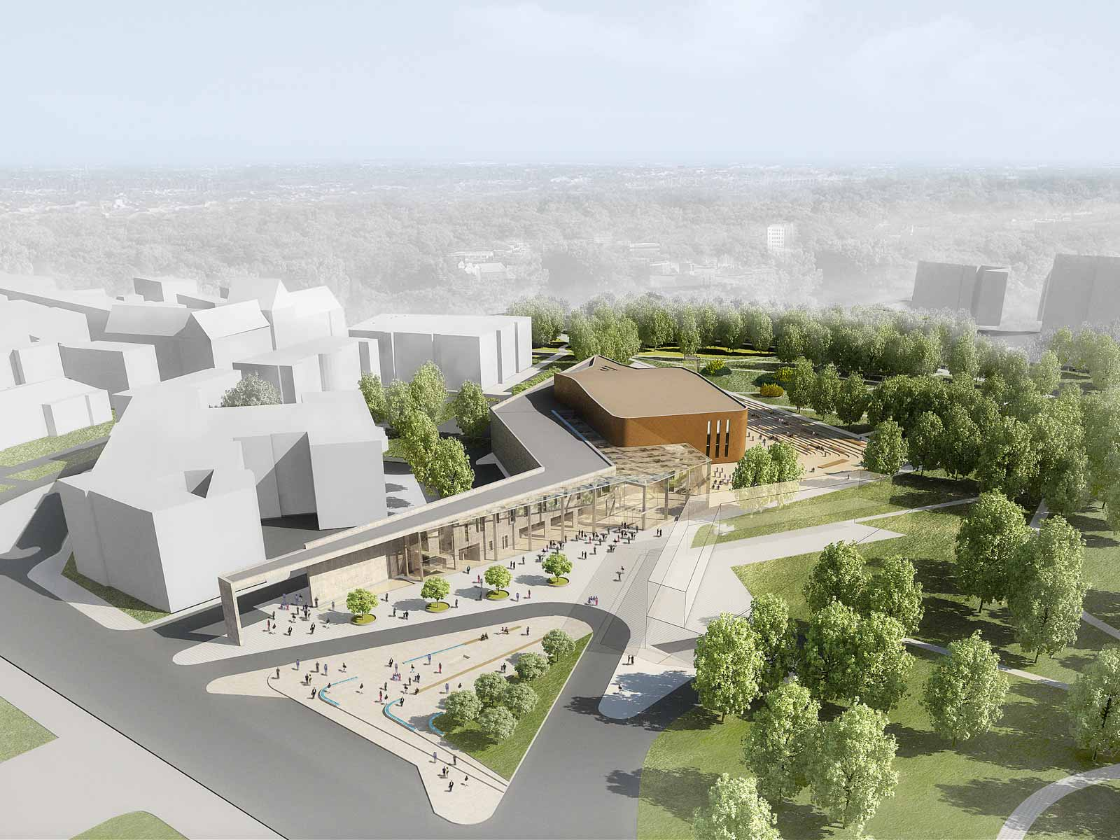 Unbuilts international architectural design competition for International architecture and design