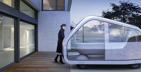 [imagetag] Mobil transparan ramah lingkungan