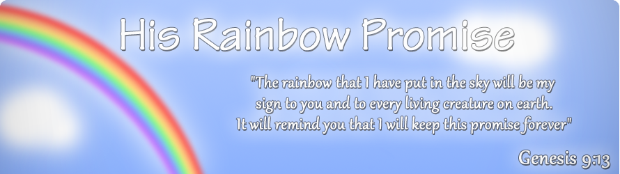 His Rainbow Promise