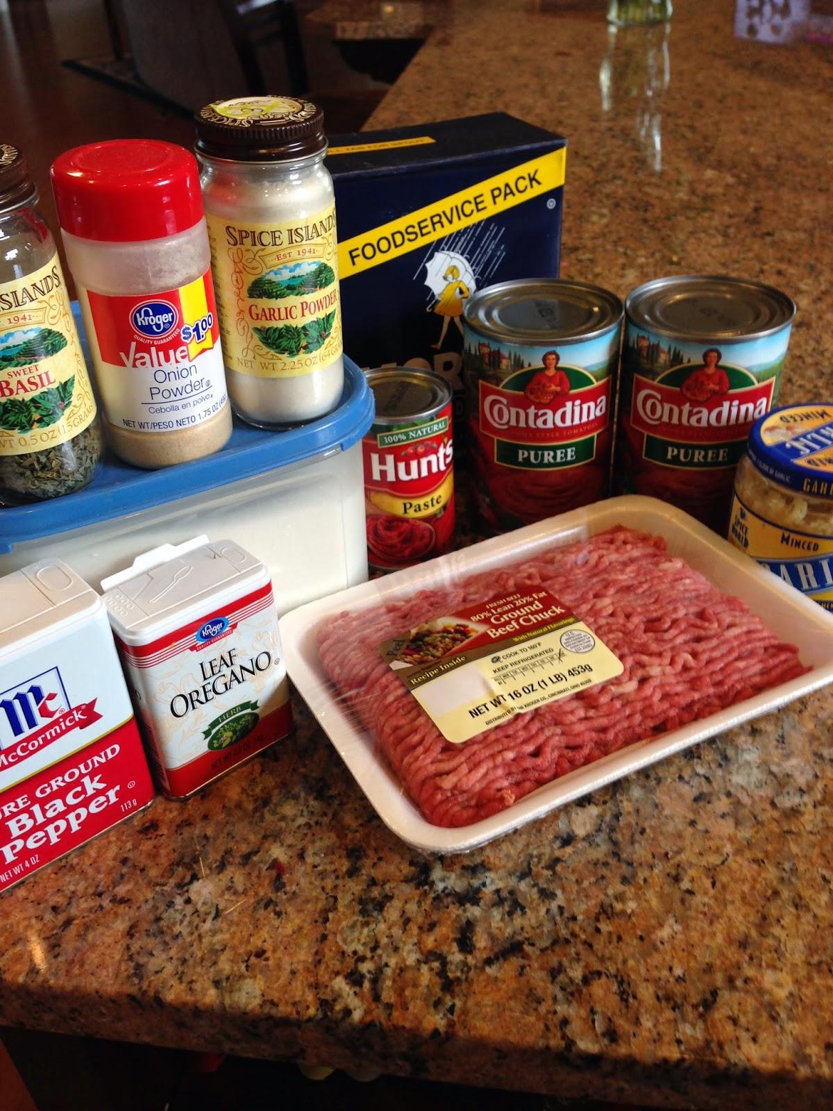 how to make 8 oz tomato sauce from tomato paste