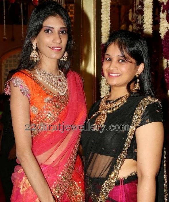 Guests at Danam Nagender Daughter Wedding