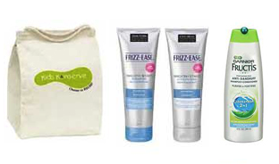 Free Lunch Sack, John Frieda, Garnier and More!