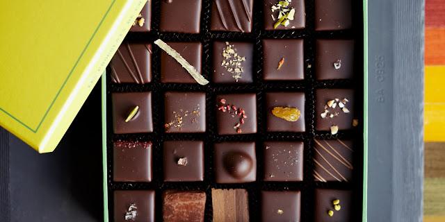 Truffes Les chocolats de Chloé