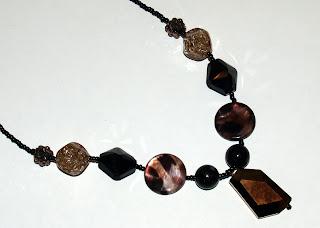 SodaPop Designs Beaded Necklace