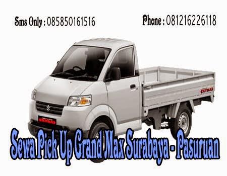 Sewa Pick Up Grand Max Surabaya - Pasuruan
