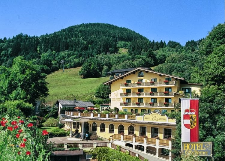 Hotel berner zell am see ski golf austria luxury 5 for Designhotel zell am see